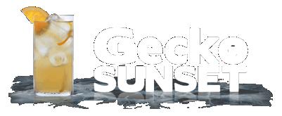 GECKO SUNSET